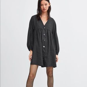 ZARA Buttoned dress